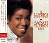 A Lover's Concerto 歌詞