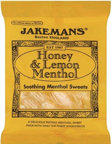 Jakemans Honey & Lemon Bag 100g - CLF-JM-3189925 by Jakemans