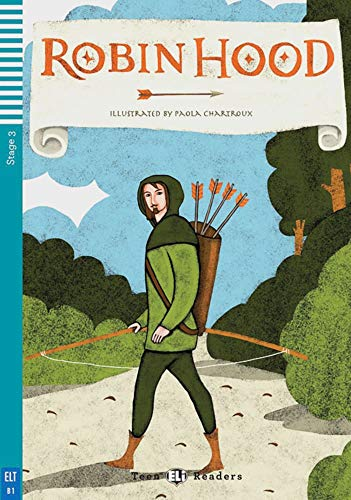 Robin Hood: Mit Audio via ELI Link-App A1. mit Audio via ELI Link-App (Teen ELI Readers)