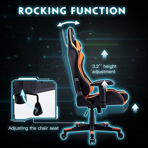 Musso Ergonomic Adjustable Gaming Chair