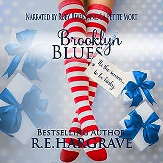 Brooklyn Blues audiobook cover art