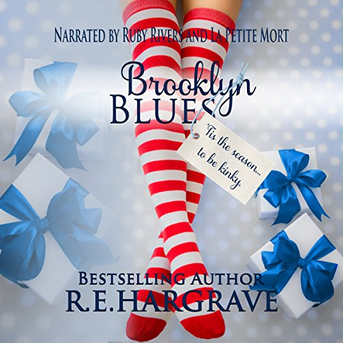 Brooklyn Blues audiobook cover art
