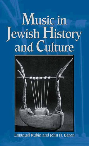 Music in Jewish History and Culture (Detroit Monographs in Musicology)