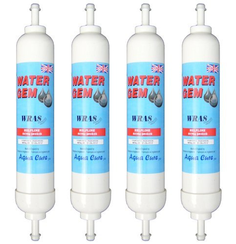 4 x Water Gem Replacement Filter