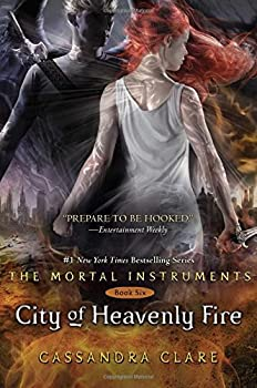 Hardcover City of Heavenly Fire Book