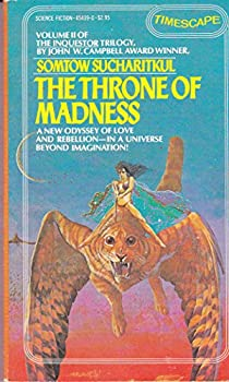 Throne of Madness (Inquestor Trilogy, Book 2) 0553260286 Book Cover