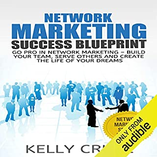 Page de couverture de Network Marketing: Go Pro in Network Marketing: Build Your Team, Serve Others and Create the Life of Your Dreams