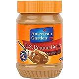 American Garden U.S. Peanut Butter Creamy, 510g