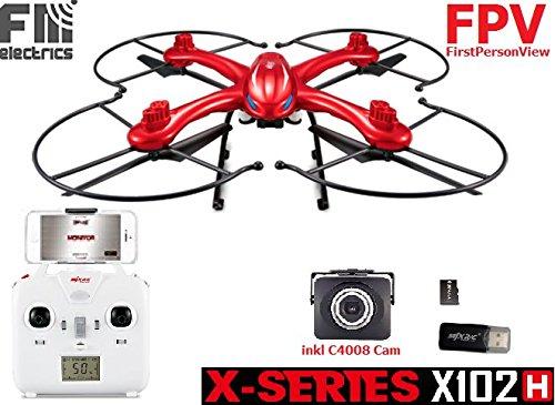 Electrics MJX X102H FM