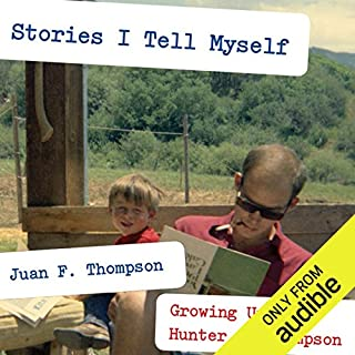Stories I Tell Myself audiobook cover art