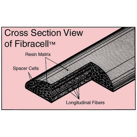 Fibracell Premier Synthetic Bass Clarinet Reed Strength 3