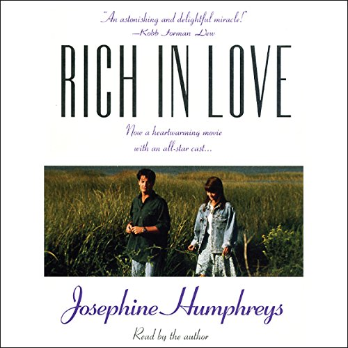 Rich in Love audiobook cover art
