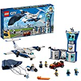 LEGO City Police - Policía Aérea: Base de Operaciones, Juguete de...