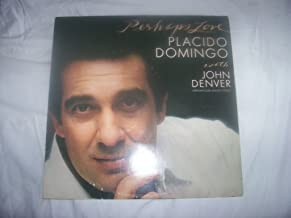 73592 PLACIDO DOMINGO Perhaps Love LP 1981