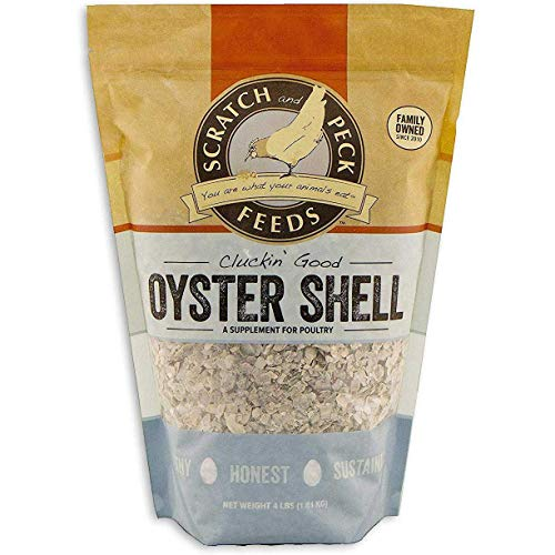 Scratch and Peck Feeds - Cluckin' Good Oyster...