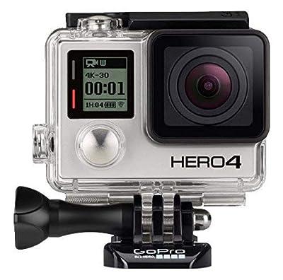 GoPro HERO4 Black Edition Camera (Renewed) by GoPro