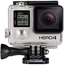 GoPro HERO4 Black Edition Camera (Renewed)
