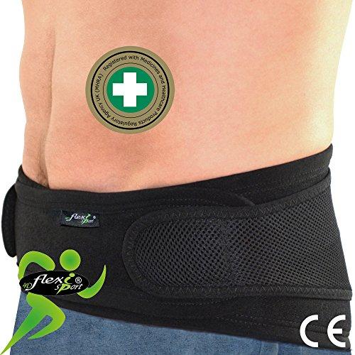 Faja Lumbar - Cinturón de Protección Lumbar UNICA