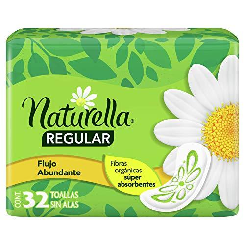 Toallas Sanitarias Naturella marca Naturella