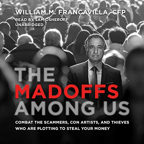 The Madoffs Among Us audiobook cover art