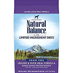 Natural Balance LID Limited Ingredients Food