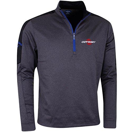 Callaway Golf Mens LC Logo Pull Waffle Stretch - Castlerock...