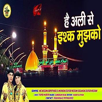 Hai Ali Se Ishq Mujhko (Hindi)