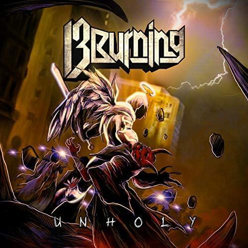 13 Burning