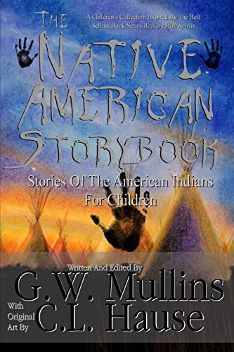 The Native American Story Book Stories of the American Indians for Children (1)