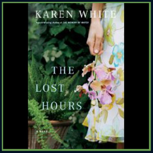 The Lost Hours audiobook cover art