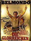 Die Glorreichen - Jean-Paul Belmondo - Filmposter 120x80cm