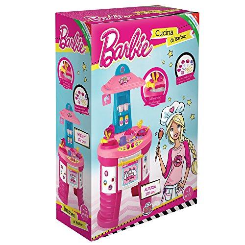 Grandi Giochi Cucina Barbie 107cm, GG00514