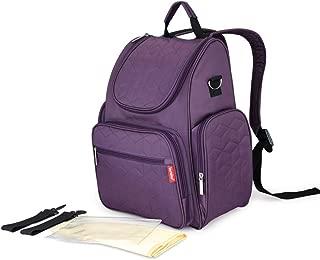 Goldwheat Diaper Bag Backpack Multifunction Travel Back Pack Large Baby Bag