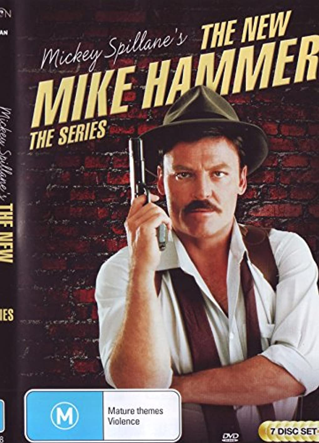 Mickey Spillane's - The New Mike Hammer the Series 1986