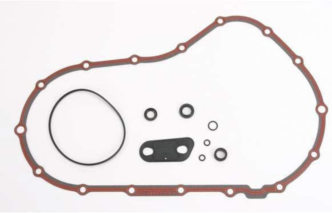James Gaskets Primary Gasket and Seal Kit National uniform free shipping Las Vegas Mall O-Ring