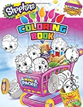 SHOPKINS Coloring Book: 28 Exclusive Illustrations
