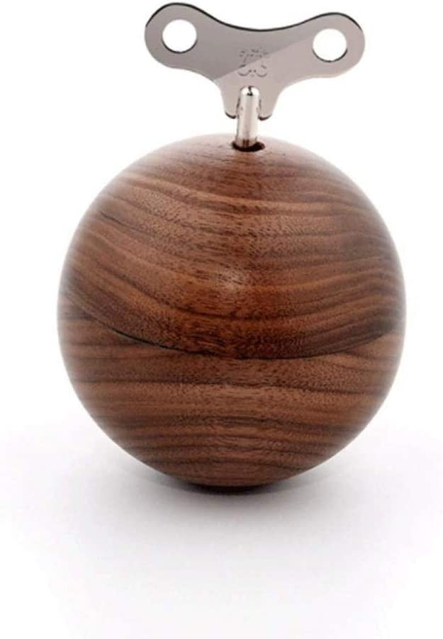 MYYINGBIN Wooden Ball Musical Clockwork Super-cheap Tumbler Boxes Ornaments Max 86% OFF
