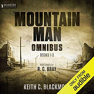 The Mountain Man Omnibus cover art