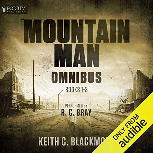 The Mountain Man Omnibus audiobook cover art