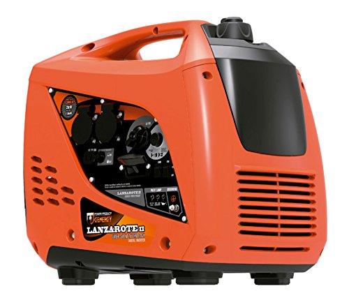 GENERADOR Gasolina Inverter Lanzarote II