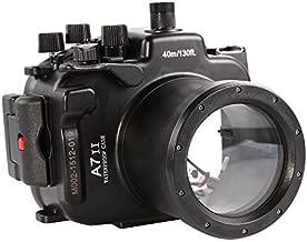 Fotga 40M Waterproof Underwater Camera Housing Case for Sony A7II A7RII 28-70mm DSLR Cameras