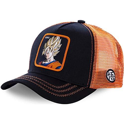 MdsfeNeue Sonnenschutzmittel Rebound Mesh Baseball Cap Männer und Frauen Hip Hop Trucker Hut Outdoor Golf Papa Hut-g50-54cm-62cm