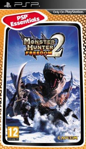 Capcom Monster Hunter Freedom 2, PSP