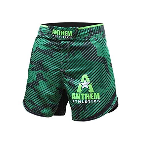 Anthem Athletics Defiance Kickboxing Short MMA Shorts