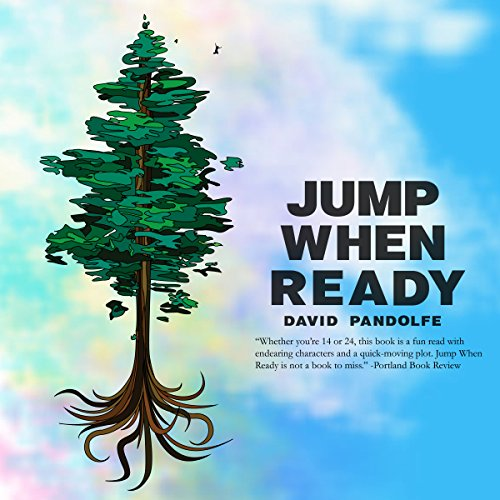 Jump When Ready audiobook cover art