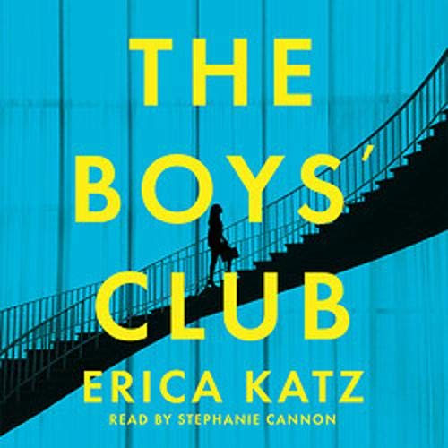 The Boys' Club cover art