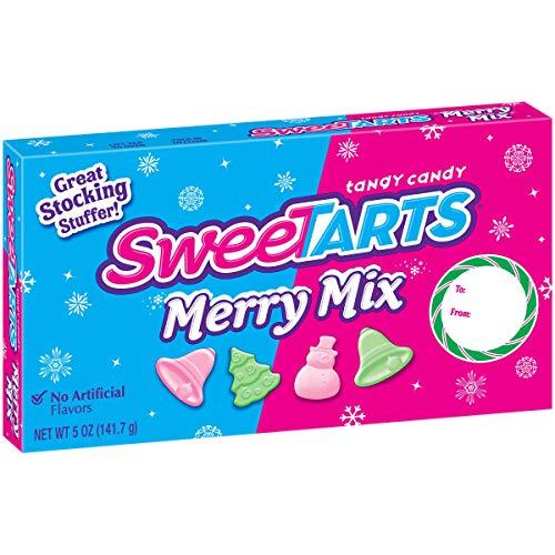 Sweet Tarts - Merry Mix - 5 oz Box