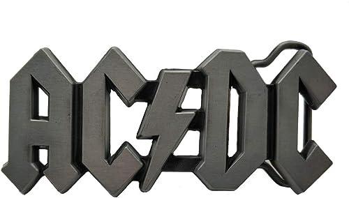 Rock Band Punk Music Style Belt Buckle