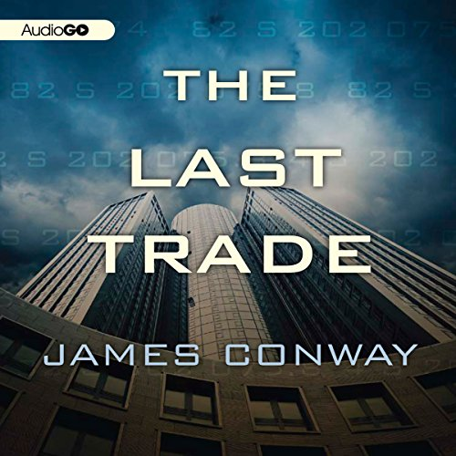The Last Trade audiobook cover art
