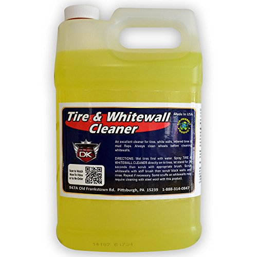 Detail King Tire and Whitewall Cleaner - Contains...